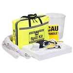 PIG® Oil-Only Truck Spill Kit in Stowaway Bag